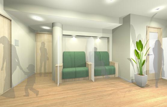 心療内科クリニック デザイン1 2020年3月23日