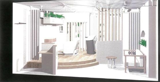 美容室 デザイン 2021年5月14日
