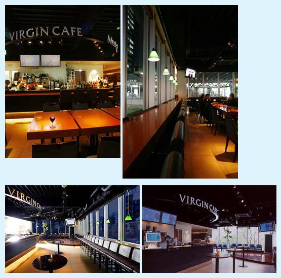 カフェ・喫茶店・パン屋・ケーキ屋 内装工事の施工例12