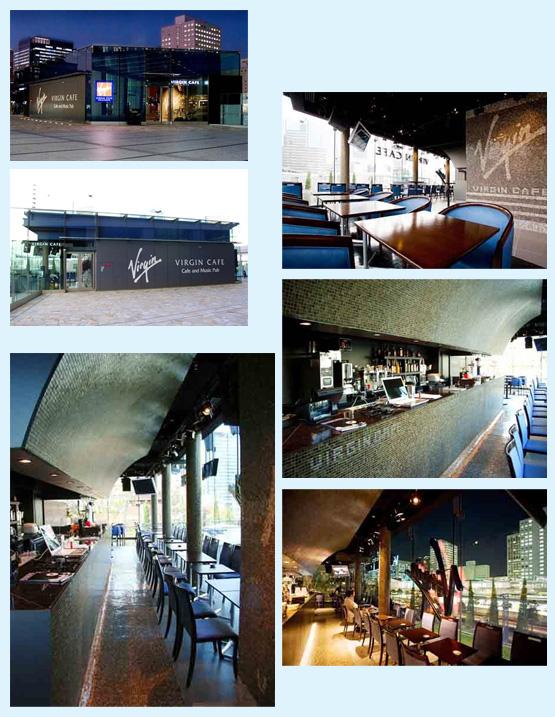 カフェ・ベーカリー・洋菓子店・パン屋 内装工事の施工例13