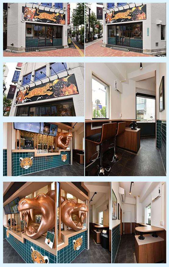 カフェ・喫茶店・パン屋・ケーキ屋 内装デザイン事例34