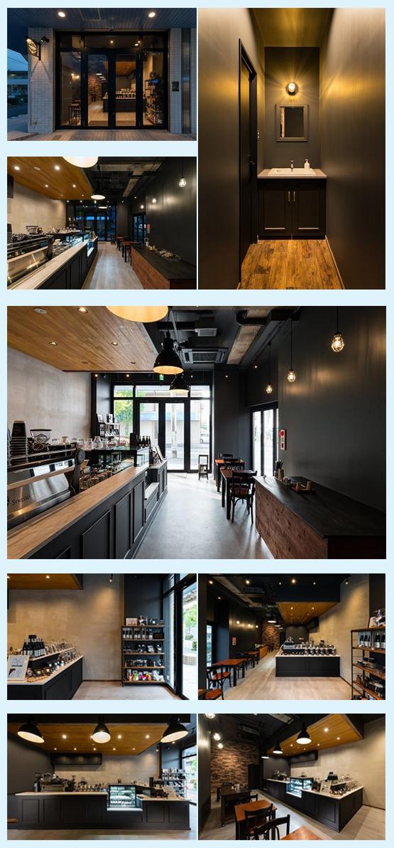 カフェ・喫茶店・パン屋・ケーキ屋 内装デザイン事例7