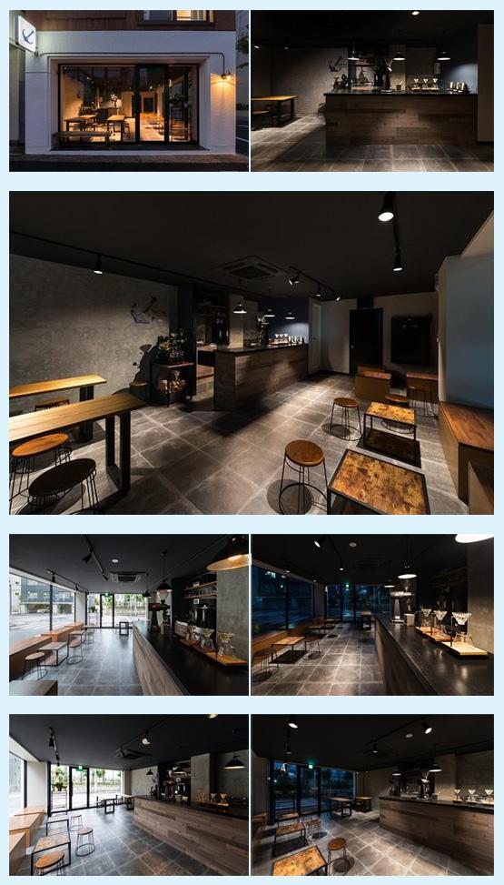 カフェ・喫茶店・パン屋・ケーキ屋 内装デザイン事例31