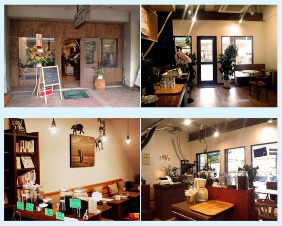 カフェ・喫茶店・パン屋・ケーキ屋 内装デザイン事例72