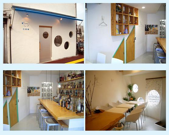 カフェ・喫茶店・パン屋・ケーキ屋 内装デザイン事例60