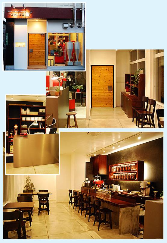 カフェ・喫茶店・パン屋・ケーキ屋 内装工事の施工例15