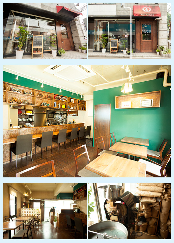 カフェ・喫茶店・パン屋・ケーキ屋 内装デザイン事例36