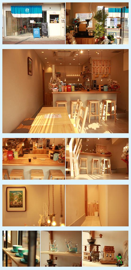 カフェ・喫茶店・パン屋・ケーキ屋 内装デザイン事例21