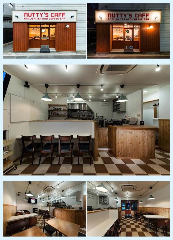 カフェ・喫茶店・パン屋・ケーキ屋 内装デザイン事例15