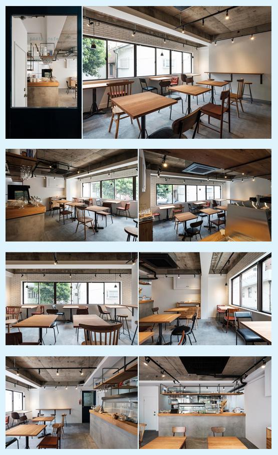 カフェ・喫茶店・パン屋・ケーキ屋 内装デザイン事例20
