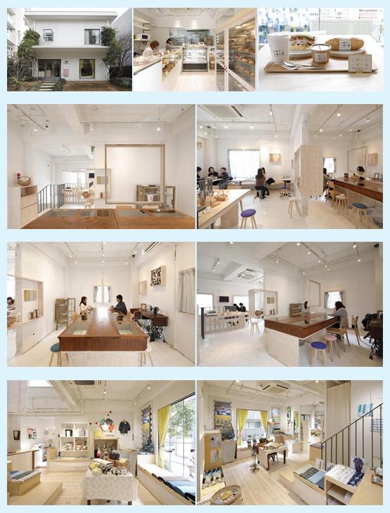 カフェ・喫茶店・パン屋・ケーキ屋 内装デザイン事例33