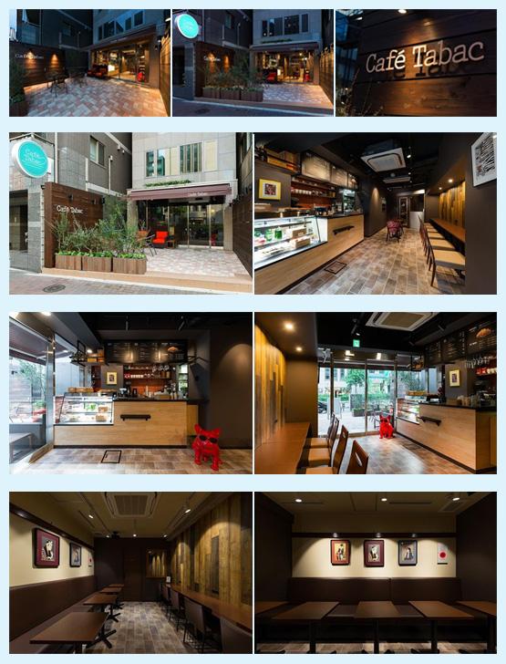 カフェ・喫茶店・パン屋・ケーキ屋 内装デザイン事例24