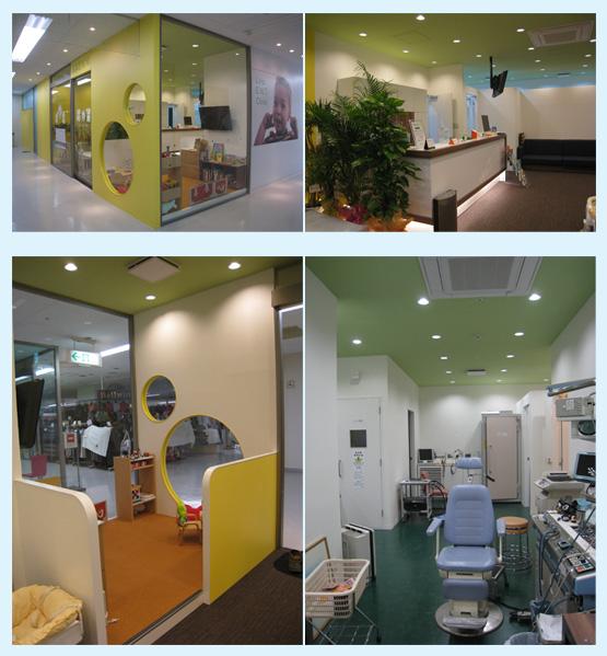 歯科・クリニック・病院・整体院 内装工事の施工例3