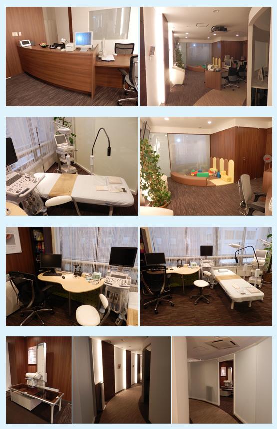 歯科・クリニック・病院・整体院 内装工事の施工例1