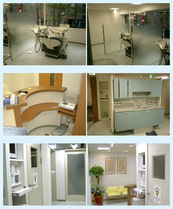 病院・クリニック・歯科・整骨院 内装デザイン事例31