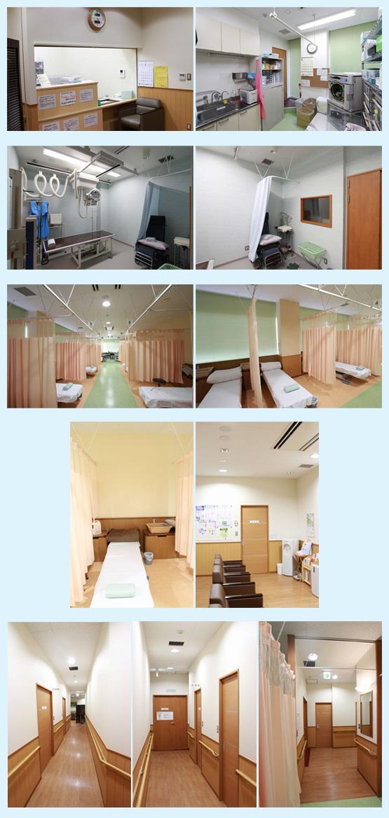 整体院・病院・歯科・クリニック 内装工事の施工例15