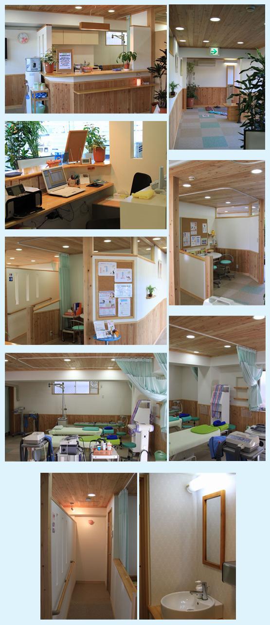 病院・クリニック・歯科・整骨院 内装デザイン事例11