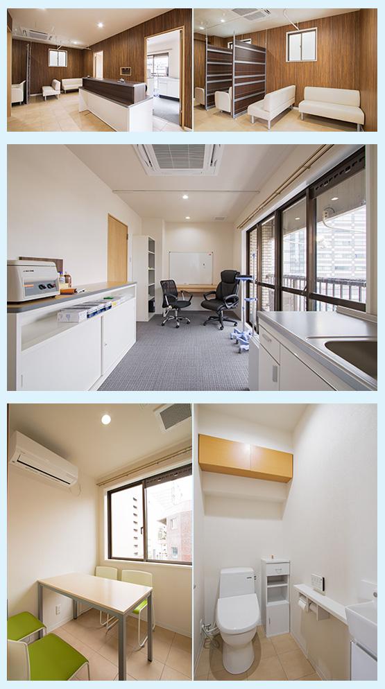 病院・クリニック・歯科・整骨院 内装デザイン事例13
