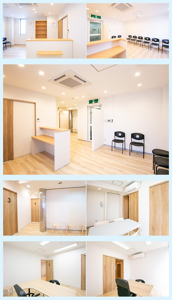病院・クリニック・歯科・整骨院 内装デザイン事例5