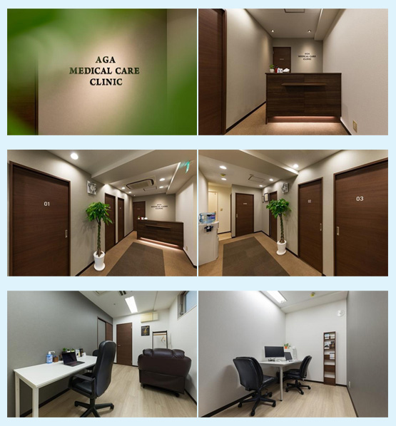 病院・クリニック・歯科・整骨院 内装デザイン事例15