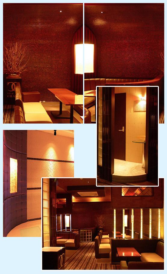 キャバクラ・スナック・クラブ 内装工事の施工例7