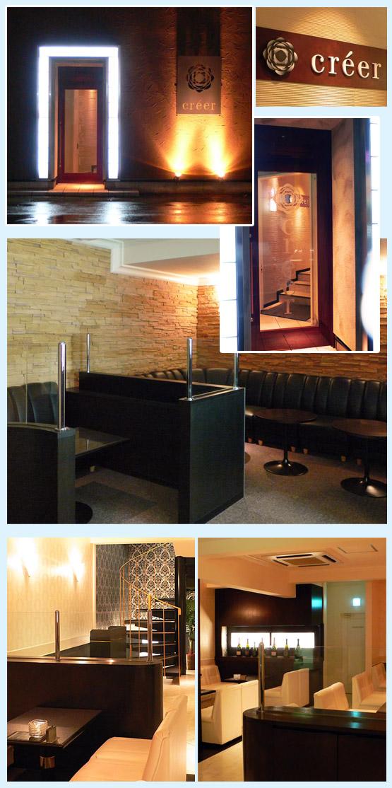 キャバクラ・スナック・クラブ 内装工事の施工例6