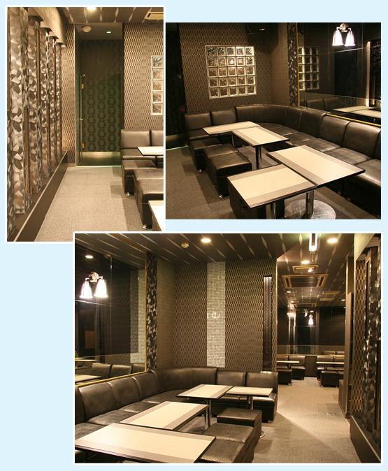 キャバクラ・スナック・クラブ 内装工事の施工例5