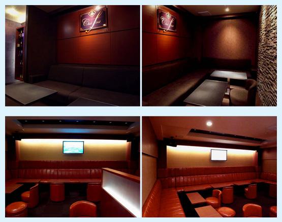 キャバクラ・スナック・クラブ 内装工事の施工例20