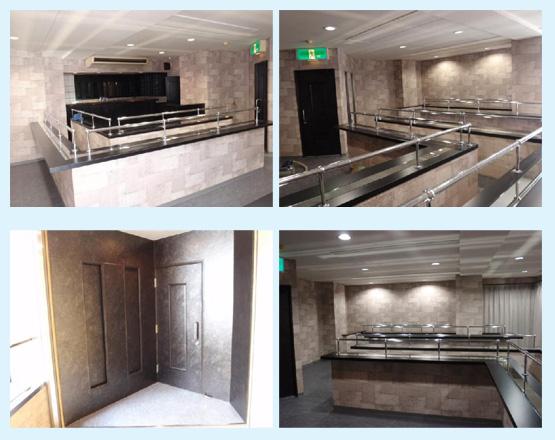キャバクラ・スナック・クラブ 内装工事の施工例22