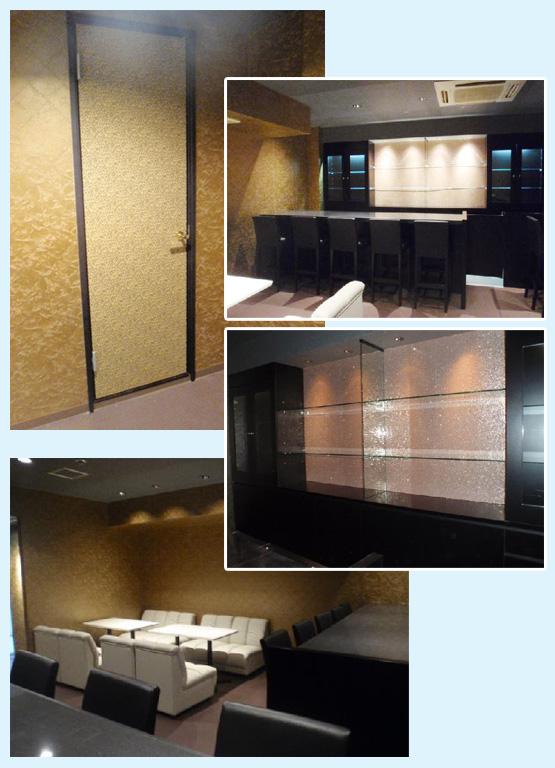 キャバクラ・スナック・クラブ 内装工事の施工例24