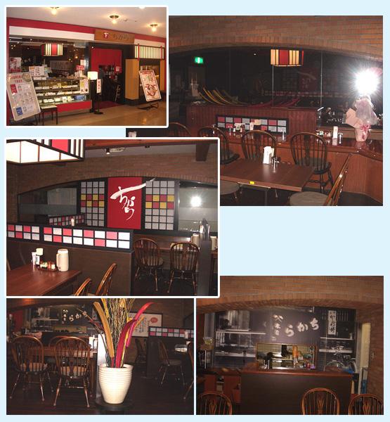 和食・寿司・うどん・そば 内装工事の施工例15