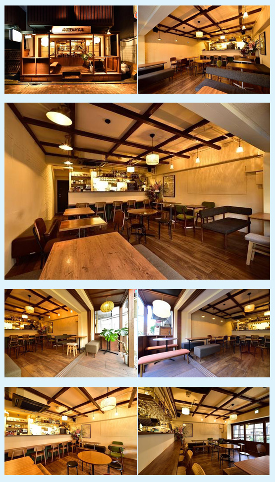 和食店・寿司屋・うどん屋・蕎麦屋 内装デザイン事例9