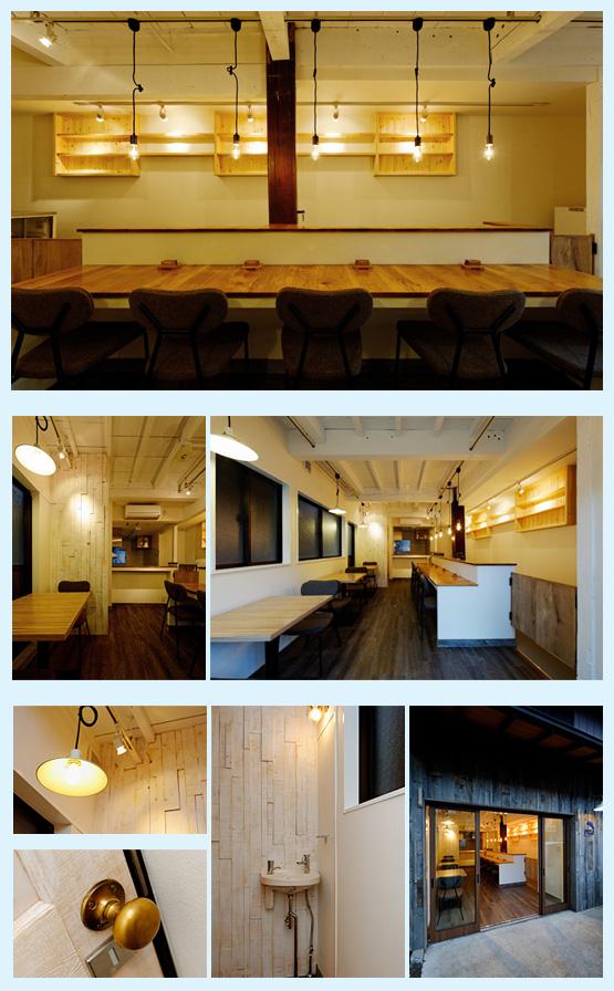 和食店・寿司屋・うどん屋・蕎麦屋 内装デザイン事例18