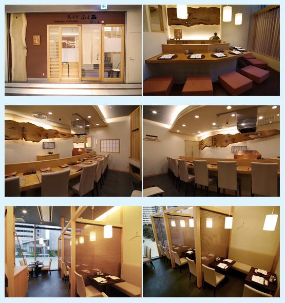 和食・寿司・うどん・蕎麦 内装工事の施工例10