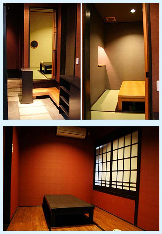 和食・寿司・うどん・そば 内装工事の施工例10