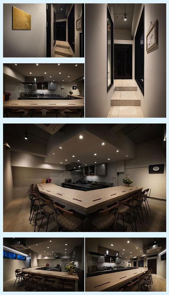 和食店・寿司屋・うどん屋・蕎麦屋 内装デザイン事例5