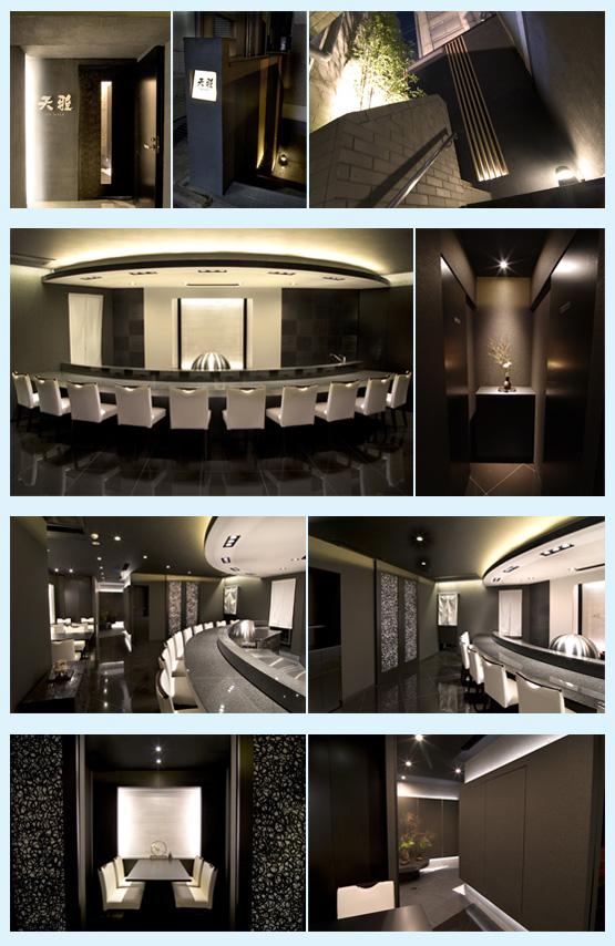 和食店・寿司屋・うどん屋・蕎麦屋 内装デザイン事例22