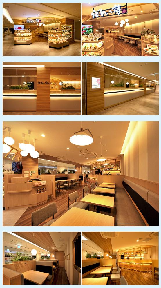 和食店・寿司屋・うどん屋・蕎麦屋 内装デザイン事例31