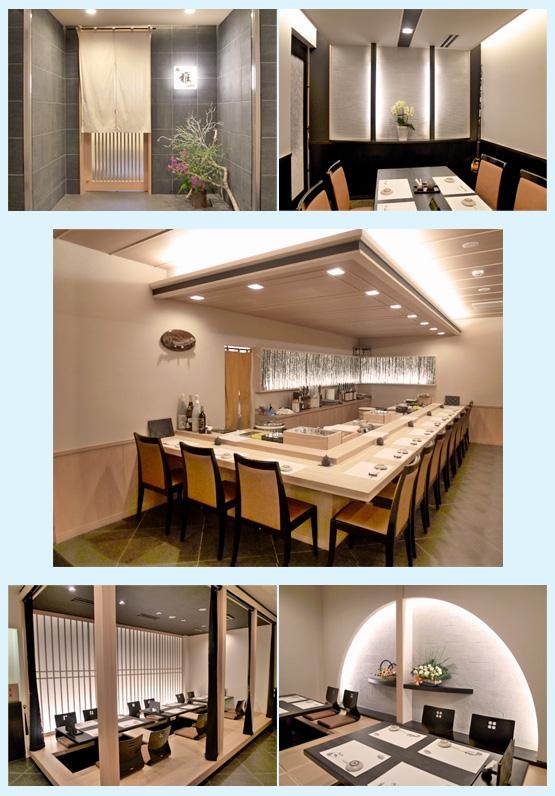 和食・寿司・うどん・蕎麦 内装工事の施工例4