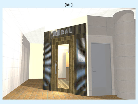 店舗デザイン イメージ画像・パース事例42