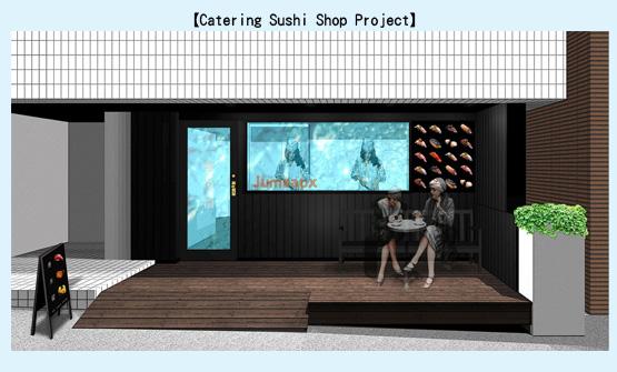 店舗デザイン イメージ画像・パース事例13