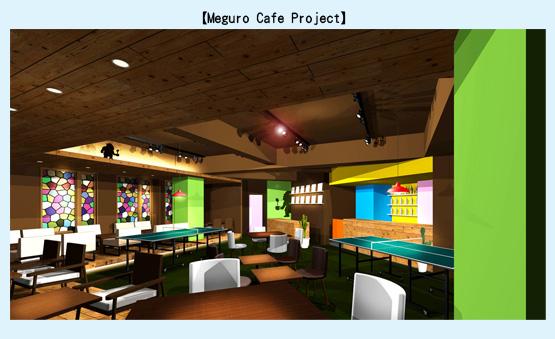 店舗デザイン イメージ画像・パース事例11