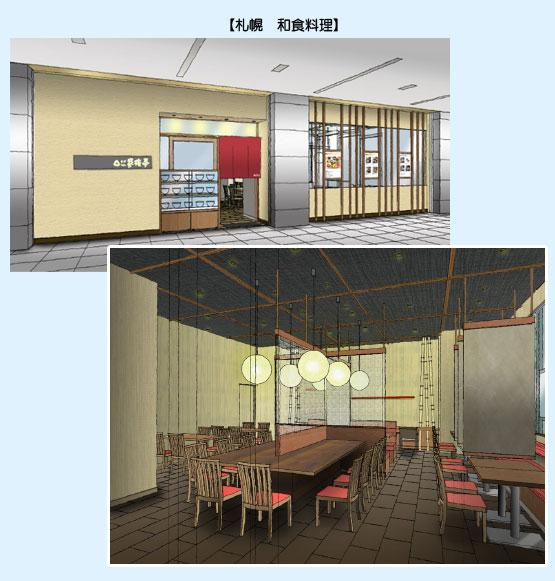店舗デザイン イメージ画像・パース事例45