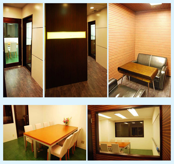 オフィス・事務所・学習塾 内装工事の施工例8
