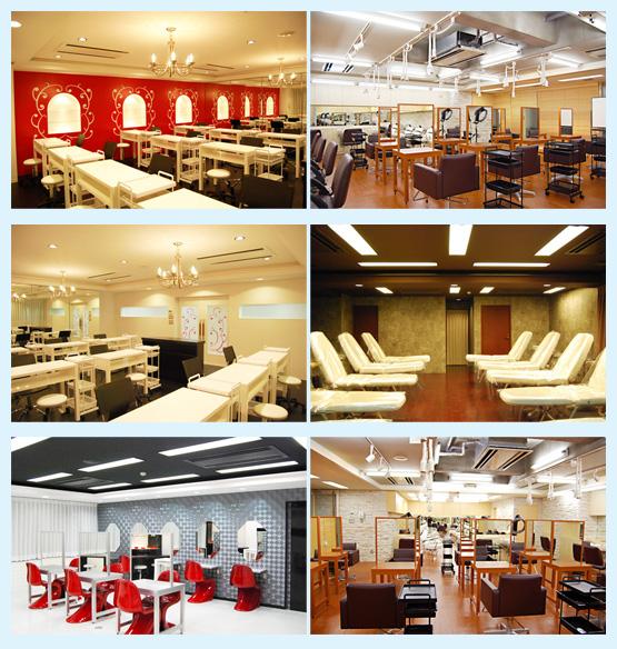 オフィス・ホテル・スクール・ジム 内装デザイン事例70
