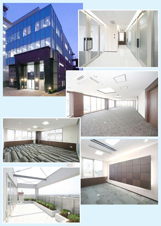 オフィス・ホテル・スクール・ジム 内装デザイン事例42