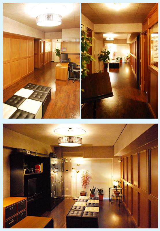オフィス・事務所・学習塾 内装工事の施工例9
