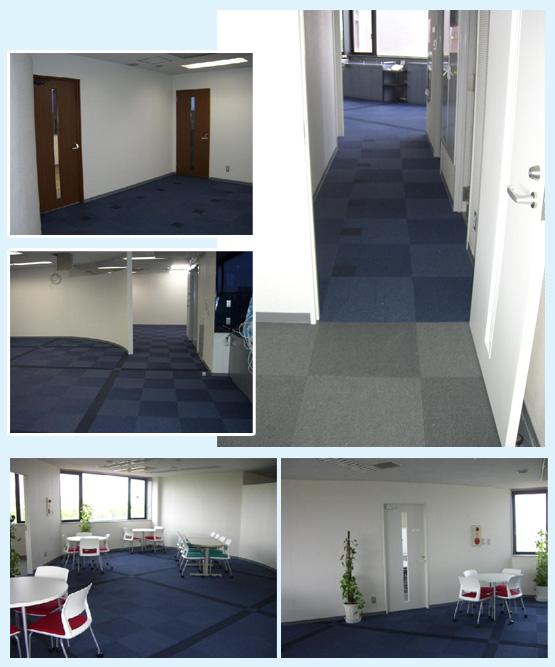オフィス・事務所・学習塾 内装工事の施工例10