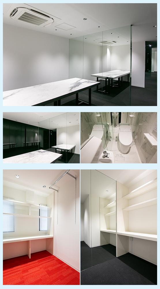 オフィス・ホテル・スクール・ジム 内装デザイン事例66