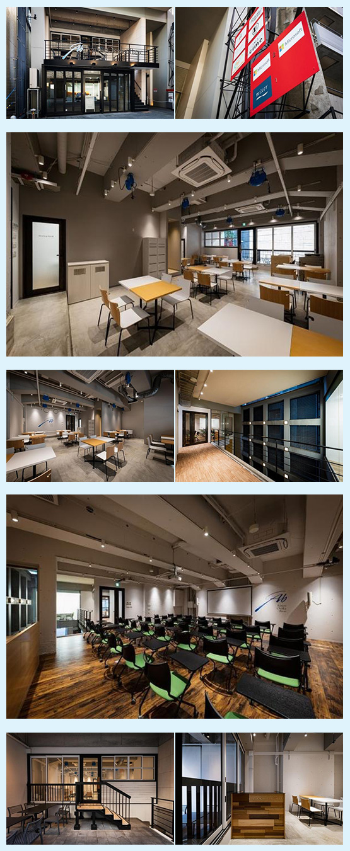 オフィス・ホテル・スクール・ジム 内装デザイン事例4